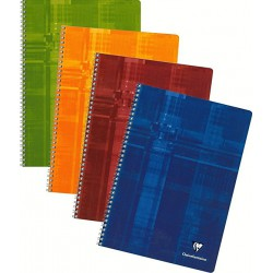 Cahier Clairefontaine...