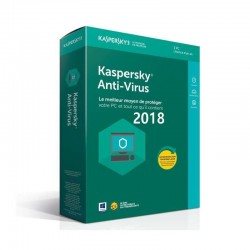 Kaspersky Antivirus 2018...