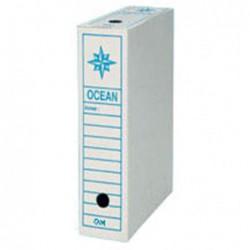 BOITE ARCHIVE OCEAN CARTONNEE