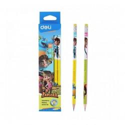 Crayon en bois Deli 2B U52900