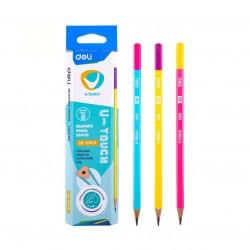 Crayon en bois Deli 2B U53100