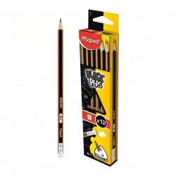 Crayon à papier Maped Black...