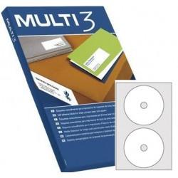 Etiquette laser CD/DVD 117...