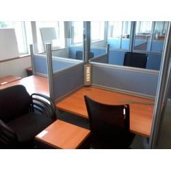 Bureaux Marguerite 2 postes